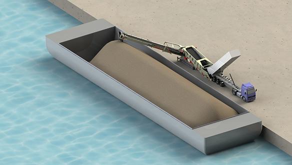 3d-image-of-tu-truck-unloader-loading-barge