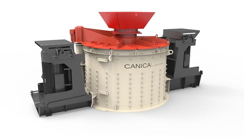 CANICA VSI 100, 105, 2000DS, 2050, 2300, 2350, 2500, 3000