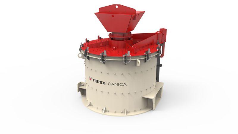 CANICA VSI 1200, 1400, 2000SD