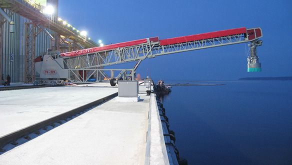 ts-227-rail-mounted-parallel-radial-conveyor-shiploader